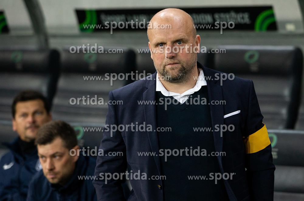 Robert Pevnik, coach of Olimpija during Football match between NK Olimpija and NK Maribor in 23rd Round of Prva liga Telekom Slovenije 2018/19 on March 16, 2019, in SRC Stozice, Ljubljana, Slovenia. Photo by Vid Ponikvar / Sportida