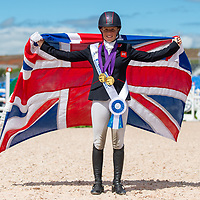Monday 17 September - Daily Image Library -Team GBR - World Equestrian Games 2018 - Tryon, NC