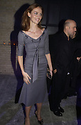 Saffron Burrows. The Almeida Theatre Charity Christmas Gala, to raise funds for the theatre, at the Victoria Miro Gallery, London.  1 December  2005. ONE TIME USE ONLY - DO NOT ARCHIVE  © Copyright Photograph by Dafydd Jones 66 Stockwell Park Rd. London SW9 0DA Tel 020 7733 0108 www.dafjones.com
