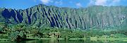 Ho'omaluhia, Kaneohe, Oahu, Hawaii, USA<br />