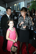 4 May 2010- New York, New York- l to r: Todd Palin, Sarah Palin and Piper Palin at Time 100 Gala celebrating the 100 Most Influential People in the World held at The Time Warner Center on  May 4, 2010 in New York City.