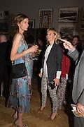 JACQUETTA WHEELER; LARA CAZALET; , Royal Academy Summer exhibition party. Piccadilly. 7 June 2016