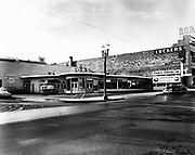 "Ackroyd 01133-1. ""Simon & Smith. Don's Drive-In. November 30, 1948"" (2050 West Burnside, later Bart's Restaurant, later Bill's Gold Coin. At SW 20th & Morrison. )"