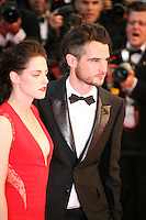 Kristen Stewart, Tom Sturridge at the Cosmopolis gala screening at the 65th Cannes Film Festival France. Cosmopolis is directed by David Cronenberg and based on the book by writer Don Dellilo.  Friday 25th May 2012 in Cannes Film Festival, France.