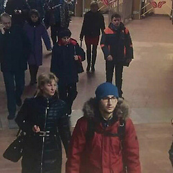 April 4, 2017 - Russia - April 4, 2017. - Russia. Russian Health Minister Veronika Skvortsova said at least 14 people had been killed and 49 others were injured in an explosion of an unknown explosive device with destructive elements in St. Petersburg metro. In picture: suspected bomber, 22-year-old Kyrgyz-born Russian citizen Akbarzhon Jalilov. (Credit Image: © Russian Look via ZUMA Wire)