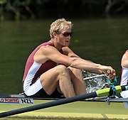 Henley, Great Britain. Heat of the Silver goblets and Nickalls'  Challenge Cup, . NZL M2-, bow Eric MURRAY and Hamish BOND    Thursday 02/07/2009 at Henley Royal Regatta [Mandatory Credit. Peter Spurrier/Intersport Images]