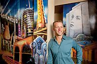 James Crank of the Beverly Garland Holiday Inn. Photo by David Sprague