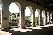 Lencois_BA, Brasil...Fachada do Mercado Municipal de Lencois...Mercado Municipal of Lencois...Foto: LEO DRUMOND / NITRO