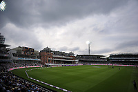 Cricket - 2017 Royal London One day Series<br /> England v South Africa, at Lords.<br /> <br /> The Black clouds over Lords cricket ground can't save England from losing<br /> <br /> COLORSPORT/ANDREW COWIE