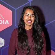 NLD/Amsterdam/20190613 - Inloop uitreiking De Beste Social Awards 2019, Ambrien Moeniralam