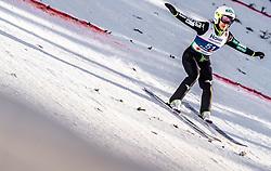 27.02.2019, Seefeld, AUT, FIS Weltmeisterschaften Ski Nordisch, Seefeld 2019, Skisprung, Damen, im Bild Sara Takanashi (JPN) // Sara Takanashi of Japan during the ladie's Skijumping of the FIS Nordic Ski World Championships 2019. Seefeld, Austria on 2019/02/27. EXPA Pictures © 2019, PhotoCredit: EXPA/ JFK