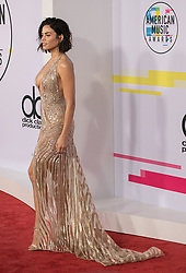 November 19, 2017 - Los Angeles, California, U.S - Jenna Dewan Tatum on the Red Carpet of the 2017 American Music Awards held on Sunday, November 19, 2017 at the Microsoft Theatre in Los Angeles, California. (Credit Image: © Prensa Internacional via ZUMA Wire)