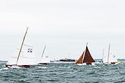 Sentabale sailing in the Opera House Cup regatta.
