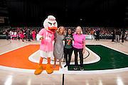 2017 Miami Hurricanes Women's Basketball vs Clemson