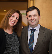 Alison and James Dunne Bushy park at the Gorta Self Help Africa Annual Ball in Hotel Meyrick Galway City. Photo: Andrew Downes, XPOSURE.