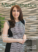 Robyn Siperstein MD photographed for MedEsthetics Magazine