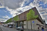 Mannheim. 09.04.14 Landgericht im Quadrat A1.<br /> <br /> Bild: Markus Proßwitz 09APR14 / masterpress / images4.de