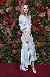 Suki Waterhouse attending the Evening Standard Theatre Awards 2018 at the Theatre Royal, Drury Lane in Covent Garden, London. Restrictions: Editorial Use Only. Photo credit should read: Doug Peters/EMPICS