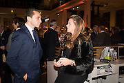 JONATHAN PFITZNER; BLANCHE PFITZNER, Action Against Cancer 'A Voyage of Discovery' fundraising dinner at the Science Museum on Wednesday 14 October 2015.
