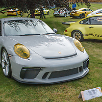 Porsche 991.2 GT3 Clubsport on 20/07/2019, at Rennsport Collective, Donington Hall, Leicestershire, UK,