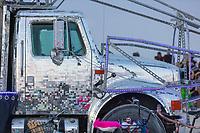 Disco Space Shuttle Mutant Vehicle
