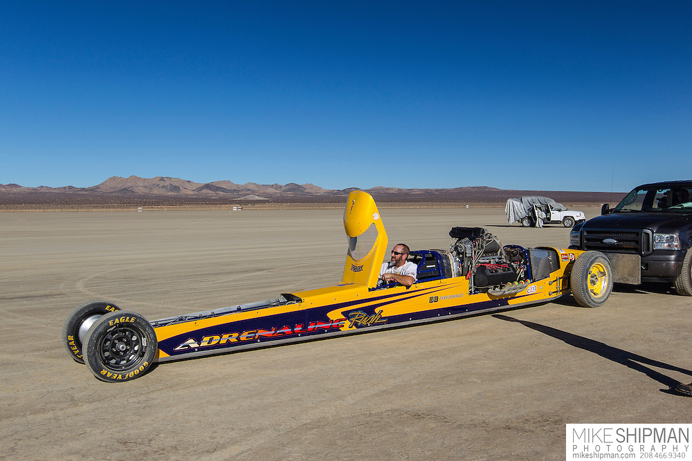 Blanchard Bacik York, 151, eng B, body BGL, driver Ben York, 222.402 mph, record 250.943