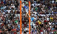Friidrett, 31. juli  2010 ,<br /> EM Barcelona<br /> <br /> European Athletics Championships<br /> Barcelona<br /> <br /> <br /> Renaud Lavillenie , FRA , stav<br /> <br /> Foto: Anders Hoven , Digitalsport