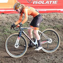 26-01-2020: Wielrennen: Wereldbeker Veldrijden: Hoogerheide <br />Puck Pieterse