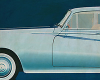 The Rolls Royce Silver Cloud is considered to be the most beautiful car Rolls Royce has built.<br /> This painting of a detail of the Rolls Royce is a nice addition to your interior. –<br /> <br /> <br /> BUY THIS PRINT AT<br /> <br /> FINE ART AMERICA<br /> ENGLISH<br /> https://janke.pixels.com/featured/1-rolls-royce-silver-cloud-iii-1963-jan-keteleer.html<br /> <br /> WADM / OH MY PRINTS<br /> DUTCH / FRENCH / GERMAN<br /> https://www.werkaandemuur.nl/nl/shopwerk/Rolls-Royce-Silver-Cloud-III-1963/528901/132