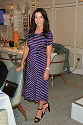 JOSEPHINE DANIEL at the 3rd annual Gynaecological Cancer Fund Ladies Lunch at Fortnum & Mason, 181 Piccadilly, London on 29th September 2016.