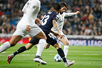 Real Madrid´s Isco during 2015/16 Champions League soccer match between Real Madrid and Malmo at Santiago Bernabeu stadium in Madrid, Spain. December 08, 2014. (ALTERPHOTOS/Victor Blanco)