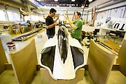 Belo Horizonte_MG, Brasil.<br /> <br /> Laboratorio de engenharia aeronautica da Universidade Federal de Minas Gerais (UFMG).<br /> <br /> Laboratory of aerospace engineering at the Federal University of Minas Gerais (UFMG).<br /> <br /> Foto: LEO DRUMOND / NITRO