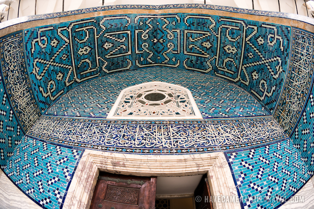 Exterior of the Tiled Kiosk at the Istanbul Archaeology Museums. The Tiled Kiosk was commissioned by Sultan Mehmed II in 1472 and is one of the oldest buildings in Istanbul. It features Ottoman civil architecture, and was a part of the Topkapı Palace outer gardens. It was used as the Imperial Museum between 1875 and 1891 before the collection moved to the newly constructed main building. It was opened to public in 1953 as a museum of Turkish and Islamic art, and was later incorporated into the Istanbul Archaeology Museum. The Istanbul Archaeology Museums, housed in three buildings in what was originally the gardens of the Topkapi Palace in Istanbul, Turkey, holds over 1 million artifacts relating to Islamic art, historical archeology of the Middle East and Europe (as well as Turkey), and a building devoted to the ancient orient.