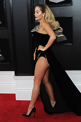NEW YORK, NY - JANUARY 28: 60th Annual GRAMMY Awards at Madison Square Garden on January 28, 2018 in New York City. 28 Jan 2018 Pictured: Rita Ora. Photo credit: JP/MPI/Capital Pictures / MEGA TheMegaAgency.com +1 888 505 6342
