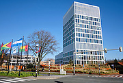The Hague, South-Holland/Netherlands - 200323: Headquarters of Eurojust