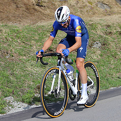 ANDERMATT (SUI) CYCLING<br /> Tour de Suisse stage 7<br /> <br /> Julian Alaphillippe