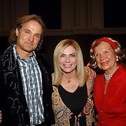 NLD/Noordwijk/20060917 - Modeshow Sheila de Vries winter 2006, Ronald Jan Heijn, Char en Hank Heijn