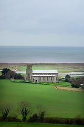 St Nichols Church, Salthouse, North Norfolk Coast, England, UK.