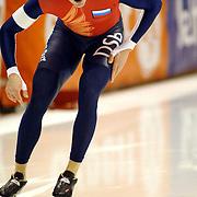 NLD/Heerenveen/20060122 - WK Sprint 2006, 2de 500 meter heren, Yevgeny Lalenkov