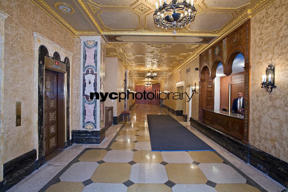 Lobby at 24 Fifth Avenue