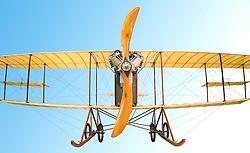 Fowler Gage biplane