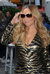 Mariah Carey attending the NBCUniversal 2016 UpFront Presentation in New York City, NY, USA, on May 16, 2016. Photo by Dennis Van Tine/ABACAPRESS.COM  | 547255_012 Etats-Unis United States