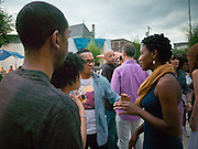 Philadelphia - 2014 Sunday Block Party at One Art<br /> <br /> The Sundae Philadelphia Block Party in West Philly - at One Art.