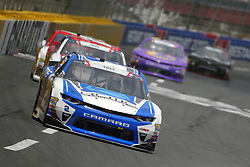 May 26, 2018 - Concord, North Carolina, United States of America - Matt Tifft (2) brings his race car down the front stretch during the Alsco 300 at Charlotte Motor Speedway in Concord, North Carolina. (Credit Image: © Chris Owens Asp Inc/ASP via ZUMA Wire)