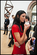 LIBERTY ROSS, Royal Academy of Arts Summer Exhibition 2014. Piccadilly. London. 4 June 2014.