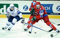 Francois Rozenthal (FRA) gegen Alexei Tereschenko (RUS). © Manu Friederich/EQ Images
