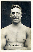 "Amazing images of Britain's best boxers from the 1920's<br /> <br /> From the 1920s up until World War 2 cigarette companies, sporting magazines and boys' weeklies included real photo cards of sports stars to collect and swap. These photos of British boxers come from magazines like The Champion, The Magnet and Boy's Friend and cigarette companies such as Senior Service and Ogdens.<br /> <br /> Photo shows: ""Bombadier"" Billy Wells: The more famous Bully Wells was one of the great heavyweights of the 1910s, winning the British and Empire titles but losing twice to the legendary Georges Carpentier. After 52 fights his looks were intact enough for him to have a brief acting career. Perhaps his best known role was that of the man striking the gong at the beginning of Rank films in the 1930s.<br /> ©One mans treasure/Exclusivepix Media"