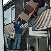 Verhuizing Maatschappelijk Werk Karel Doormanlaan