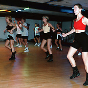 Sandy's Gym Loosdrecht int aerobicsles