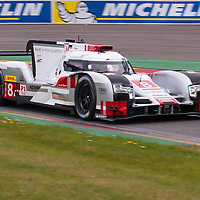 Audi Sport Team Joest  Audi R18 e-tron quattro #8 driven by Lucas di Grassi / Loic Duval / Oliver Jarvis, WEC 6 Hours of Spa-Francorchamps 2015